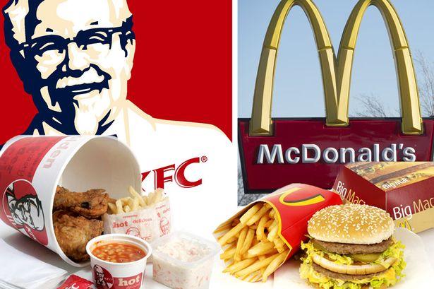 Harga Naik : KFC dan McD disiasat KPDNHEP