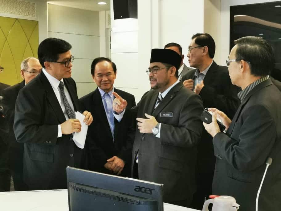 Jawi Diterima Dong Zong, Pendekatan Rahmah Oleh Mujahid
