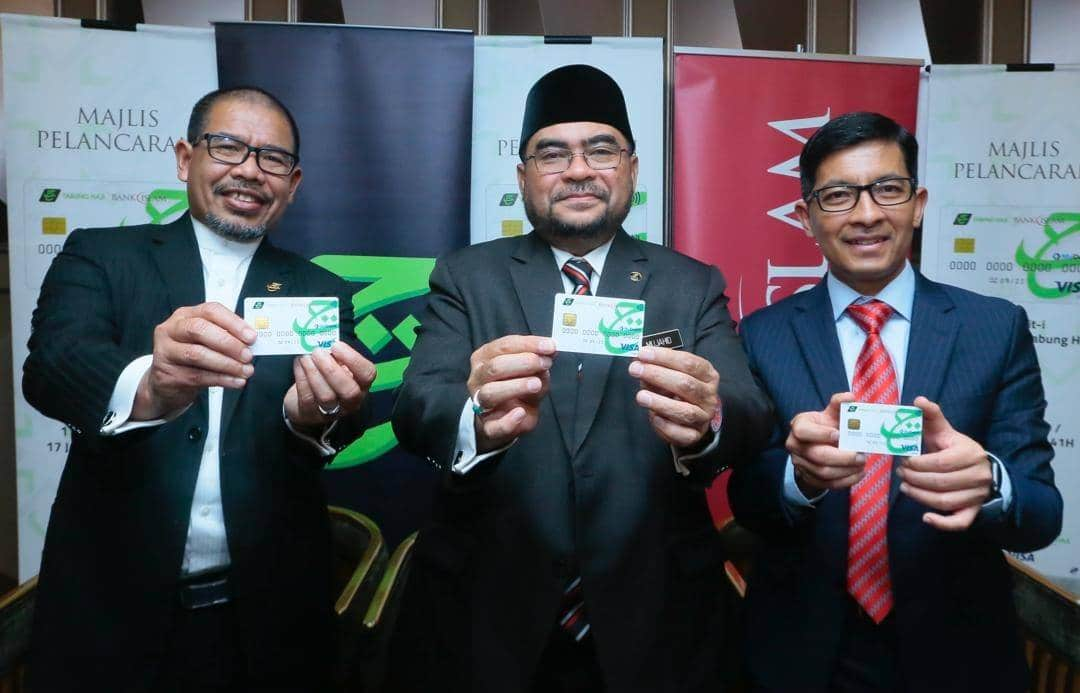 Bank Islam lancar kad debit-i Visa Tabung Haji