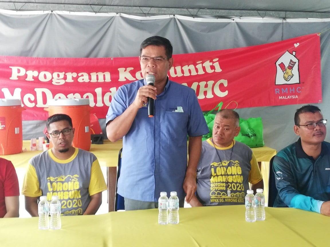 Tidak perlu gabungan besar, cukup kerjasama politik – Saifuddin