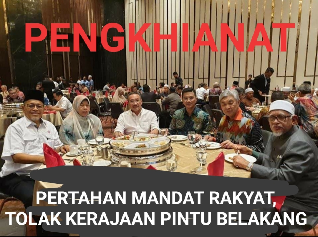KRONOLOGI MEMAHAMI KRISIS PM MALAYSIA