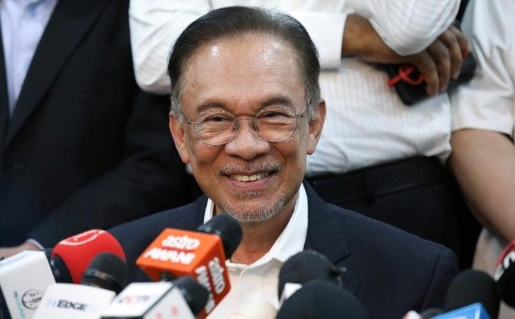 Tiada masalah dalam proses pengampunan Anwar
