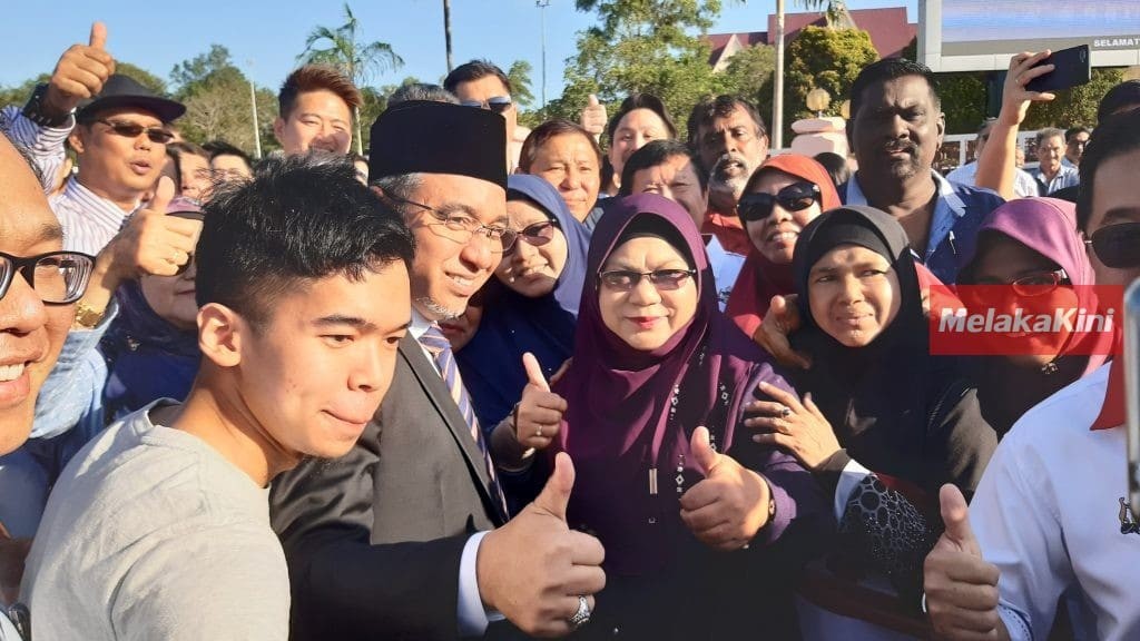 Adly minta rakyat Melaka bertenang