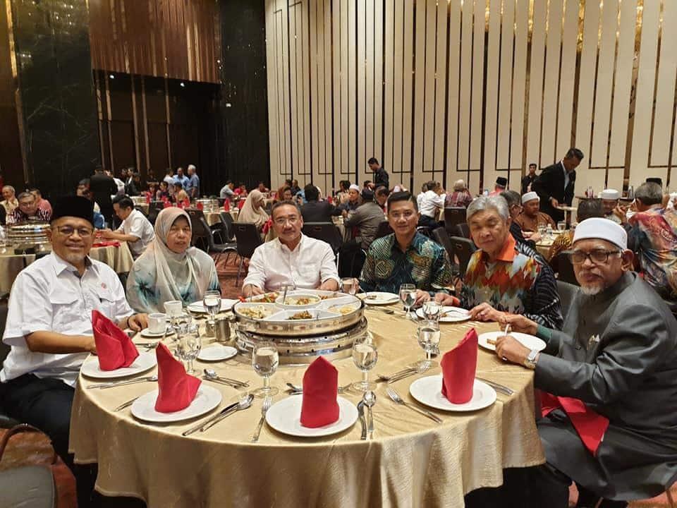 Komplot disusun lebih awal sebelum Tun M letak jawatan PM lagi