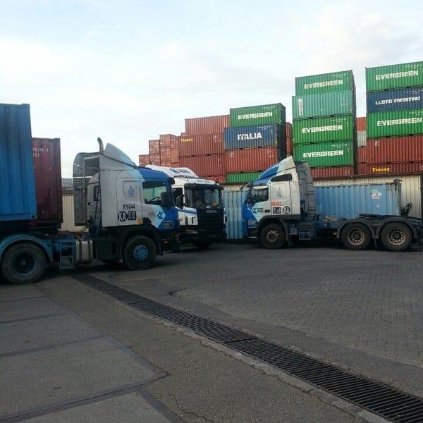 PKP : Kontena tersadai, boleh jejas pelabuhan
