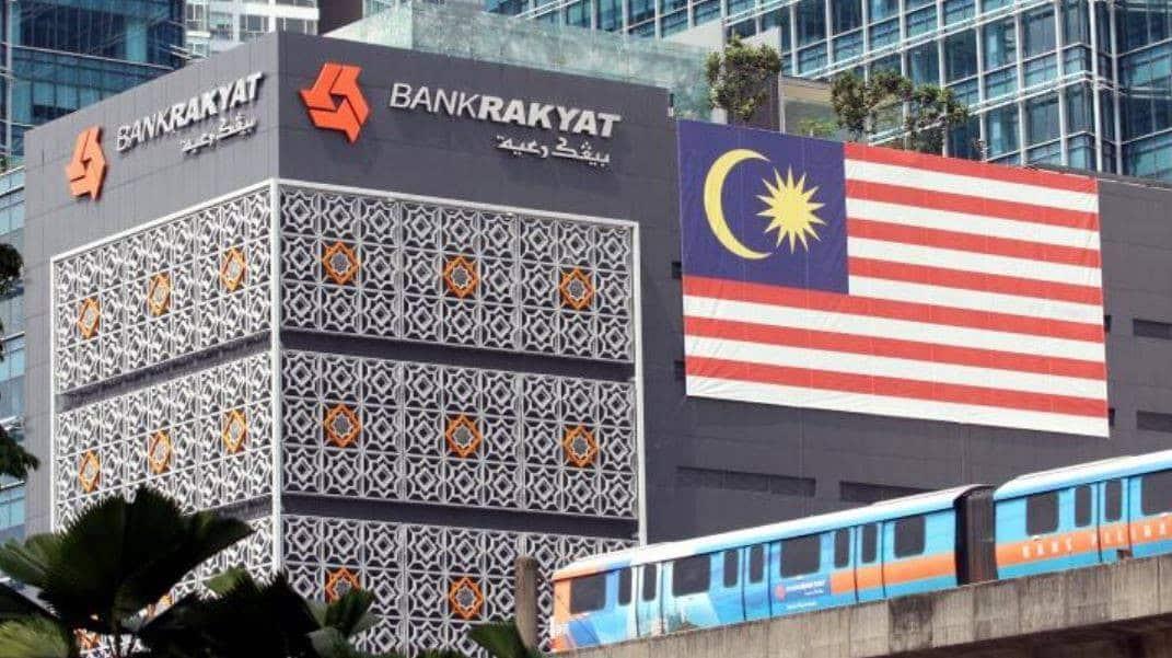 Bank Rakyat semalam mengumumkan dividen 14% peratus