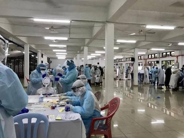 Ujian Covid-19 di hospital dan klinik awam adalah percuma
