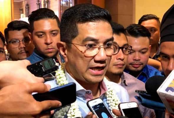 Umno Gesa Azmin Tidak Sertai Kabinet Kerana Terpalit Kes Video