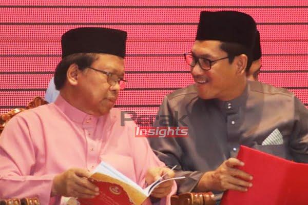 MB: Asmuni ucap tahniah kepada Faizal Azumu