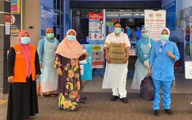 """Wanita AMANAH Kelantan laksana """"Projek Kasih untuk Wira"""""""