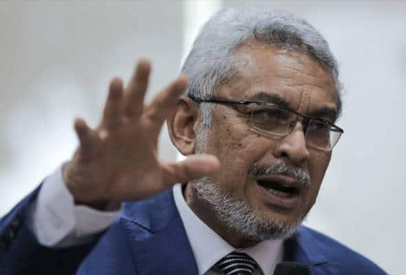 Saya pertikai pembohongan PN bukan pertikai Agong, kata Khalid