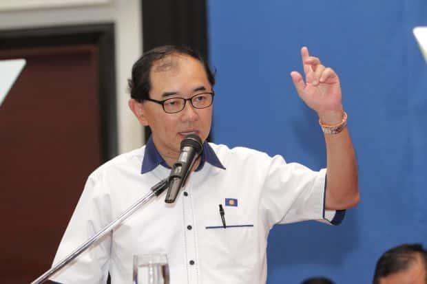 Timb Menteri Pendidikan Mahu Erat Kerjasama Dengan Dhong Zhong