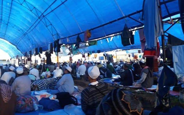 Lagi Himpunan Tabligh, 80 Jemaah Malaysia Turut Berhimpun