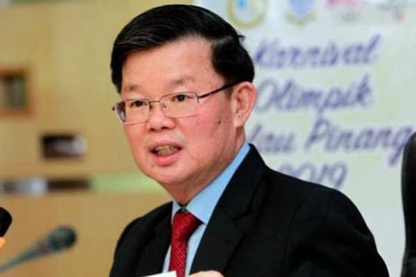 RM30 juta pinjaman perniagaan untuk rakyat Pulau Pinang