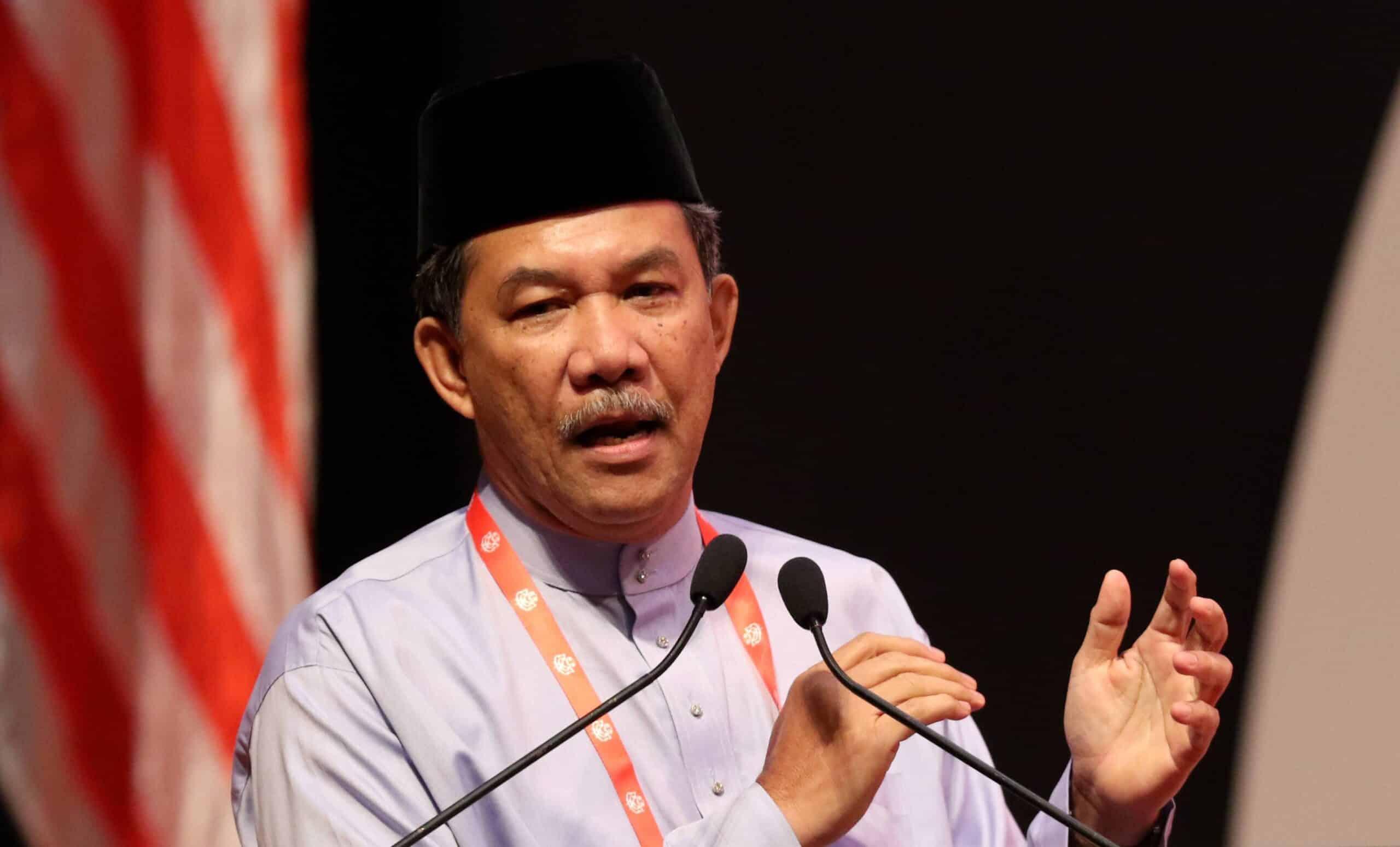 UMNO Diketepikan Dengan Cara Yang Tidak Adil – Mohamad Hasan