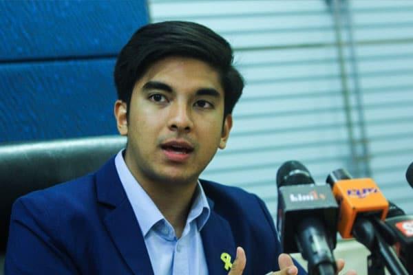 Syed Saddiq tegur tindakan kerajaan beri bantuan telefon pintar berkualiti rendah