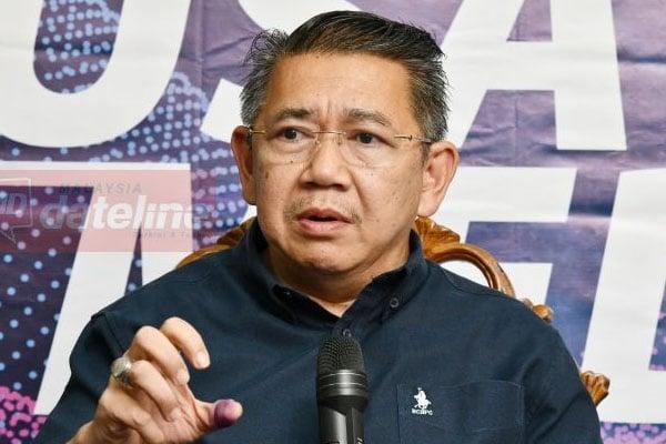 Dengarlah rintihan golongan PKS wahai Menteri PN