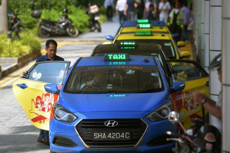 Pemandu teksi Singapura dapat bantuan kerajaan $1000 sebulan selama 9 bulan