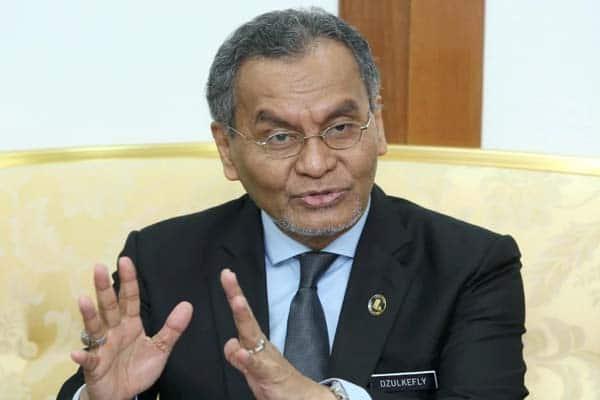 Kadar Positif Malaysia telah meningkat dan kini melepasi saranan oleh WHO – Dr Dzulkefly