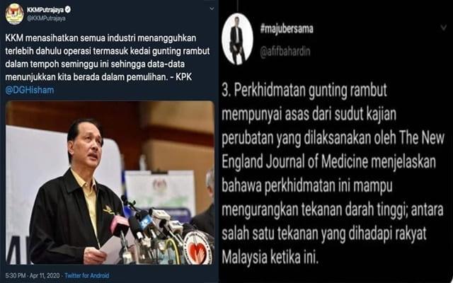 Jangan bergurau dalam membuat polisi semasa PKP