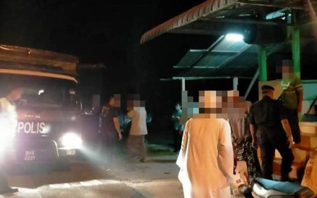 7 ditahan solat jemaah di Bagan Serai, Timb Menteri dan exco masih bebas