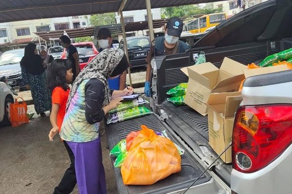 Hubungi JKM tak dapat, rakyat letak harapan pada NGO