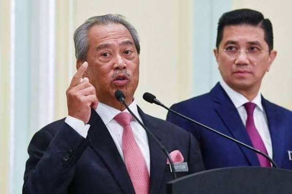 Muhyiddin-Azmin buat UMNO PAS bagai lembu dicucuk hidung