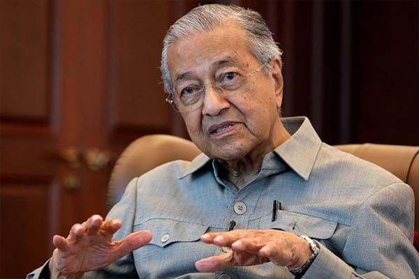 Peruntukan Covid-19 : Sepatutnya RM30 bilion bukan RM3 bilion – Dr Mahathir