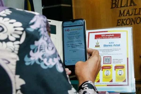 Aplikasi SELangkah dibangunkan Selangor hadapi Covid-19 dimanfaatkan semua negeri Semenanjung