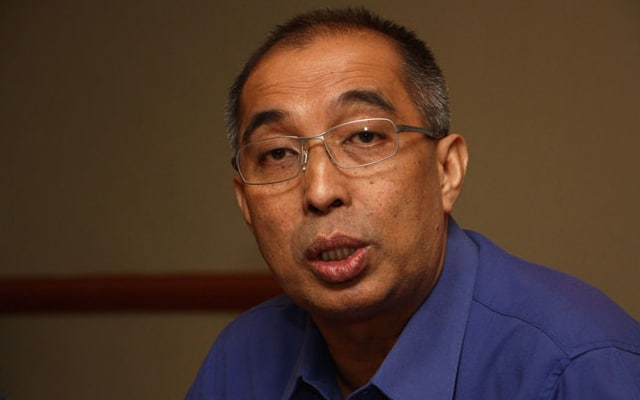 Saleh keruak mohon sertai Umno semula selepas keluar pada 2018