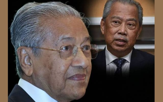 Muhyiddin PM yang lemah, nak bertindak pun tak berani – Tun M