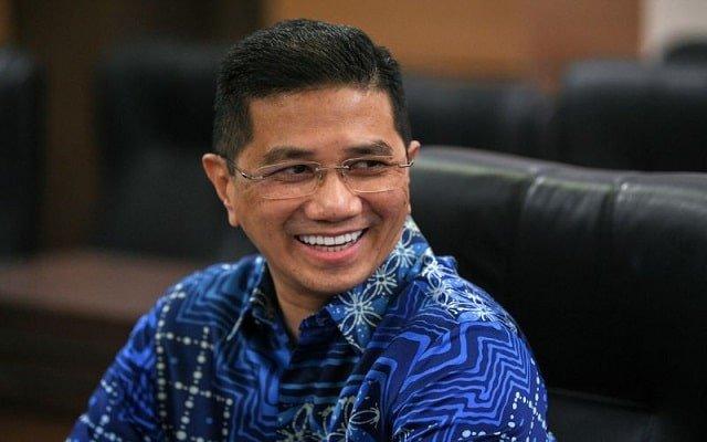 """""""Kena runding!"""", tegur Azmin kepada Umno berhubung agihan kerusi"""