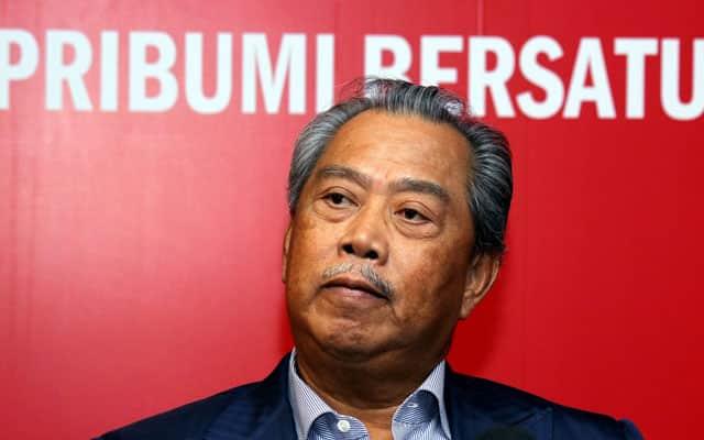 Terkini: Muhyiddin hadapi cabaran ahli PPBM lari ikut Tun M