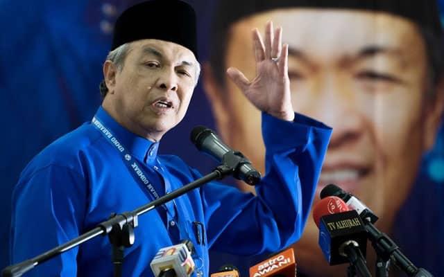 Jika tak dapat pertambahan 6000 undi di Slim, Bersatu dianggap tidak ada nilai – Zahid