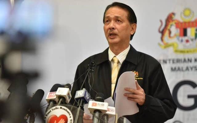 Kes baru Covid-19 di Selangor melonjak ke 1200 hari ini