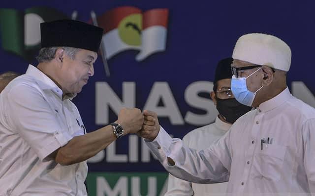 Pas akan bubar masuk Umno ?