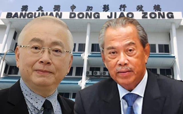 Kerajaan PN rancang bina lebih banyak sekolah cina, Dong Zong zahir kegembiraan