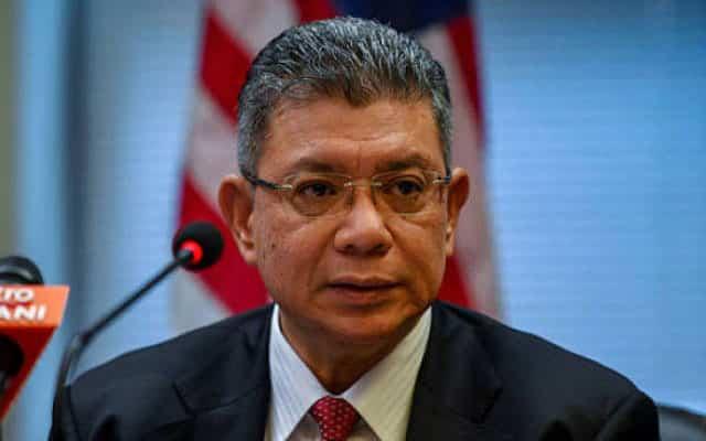 Lompat parti : PKR tuntut RM10 juta dari Saifuddin Abdullah