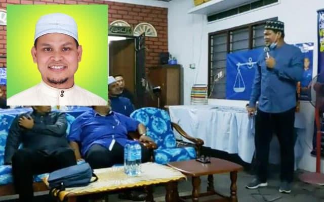 """""""Lepas bagi depa teghiak, last sekali suruh undi calon BN"""" Abdullah Khairi dedah taktik kempennya di masjid"""
