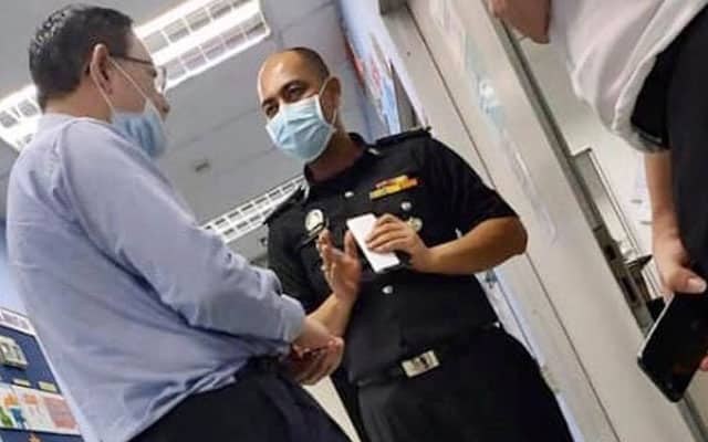 Lim Guan Eng terkejut dimaklumkan SPRM halang beliau masuk Sabah
