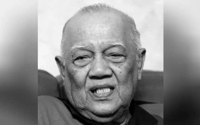 Bekas MB Terengganu meninggal dunia