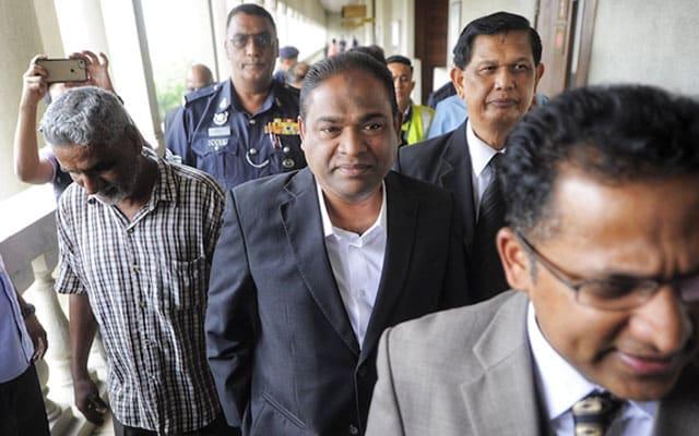 Azeez terima pertuduhan baru lagi di mahkamah