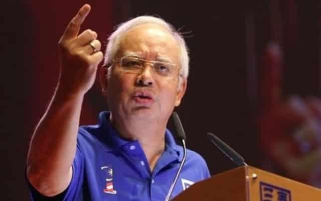 Najib mahu Khairuddin didakwa di mahkamah kerana tak kuarantin