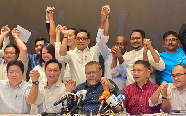 Gempar !!! Adun PH Johor adakan mesyuarat, krisis memuncak