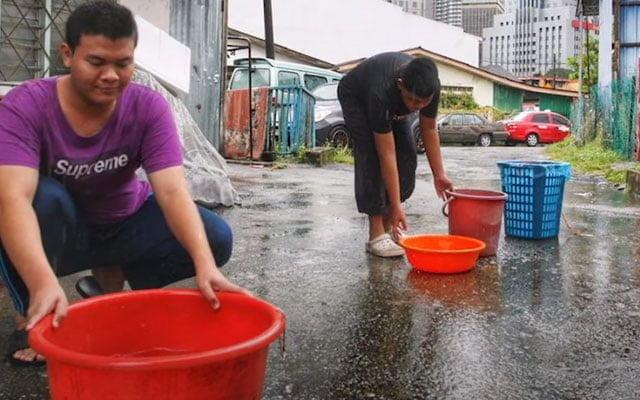 Akibat pencemaran, bekalan air Lembah Klang dijangka terganggu 4 hari lagi