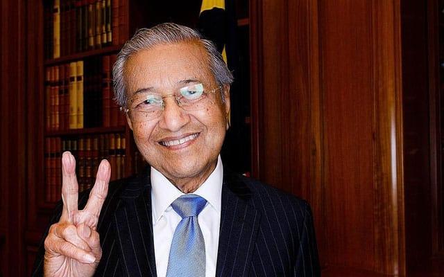 """Mahathir mahu Pejuang jadi 'King Maker"""""""