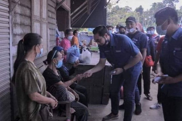 Ketua Armada Bersatu hina rakyat Sabah dengan wang
