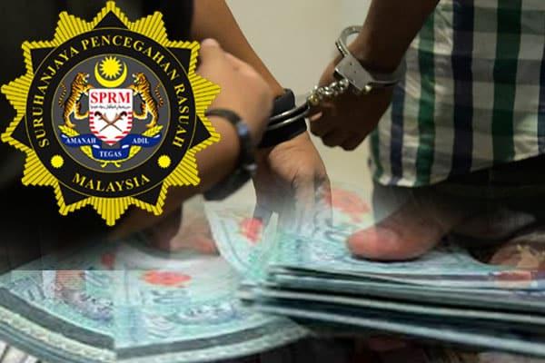 Anggota polis ditahan ketika agih duit 'beli undi', dakwa diterima dari wakil Umno