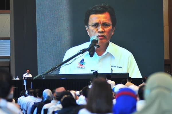 Yang menentukan nasib orang Sabah adalah rakyat Sabah