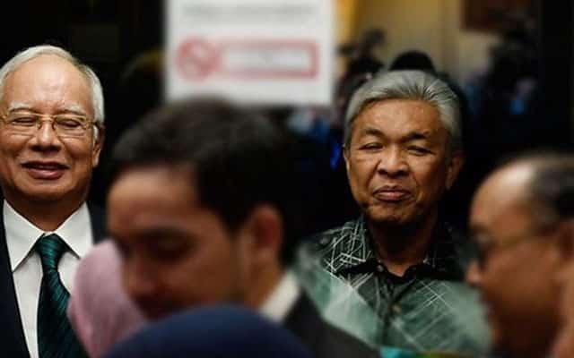 Pas akan jadi sebahagian kerajaan Sabah jika BN menang – Zahid